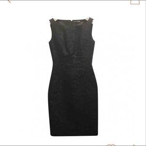 Dolce & Gabbana fitted little black dress